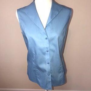 Jones of New York sleeveless blouse